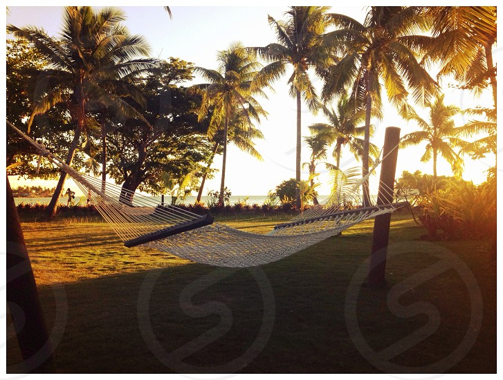 Pure relaxation Fiji photo