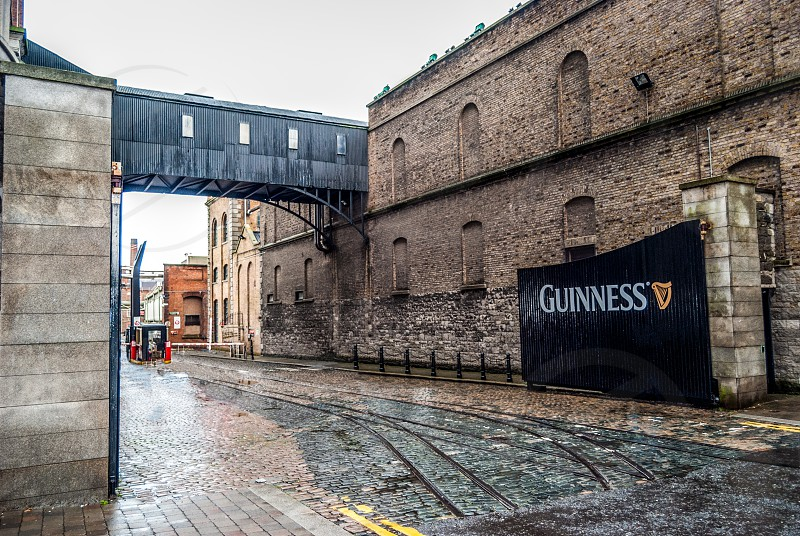 Guinness Storehouse Dublin Ireland. photo