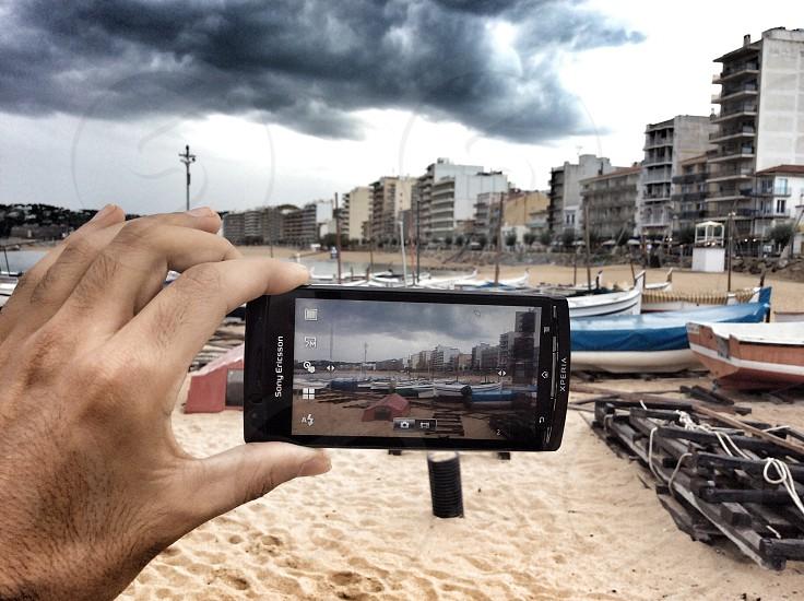 Smartphone picture photo