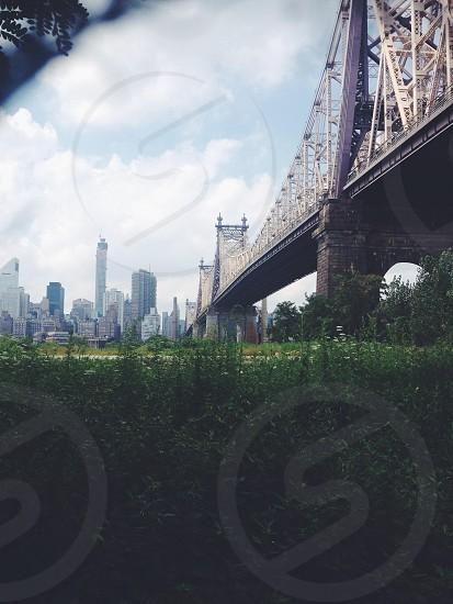 Queensboro bridge photo
