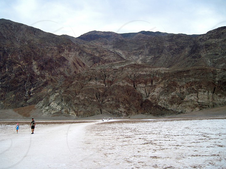 Badwater basin - Death Valley National Park photo