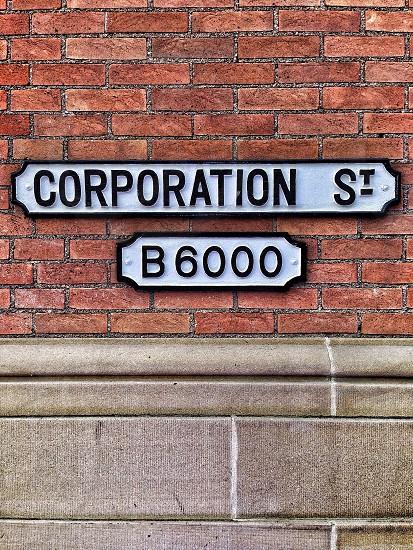 corporation st b6000 photo