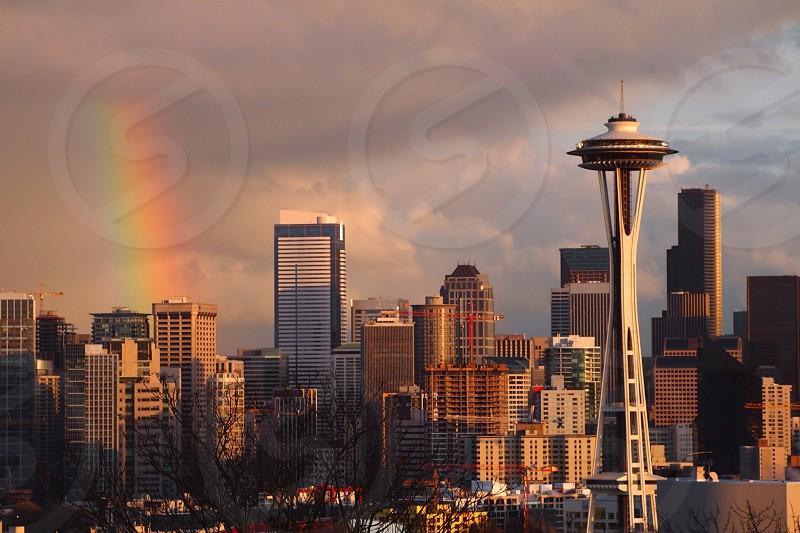 Seattle colors  photo