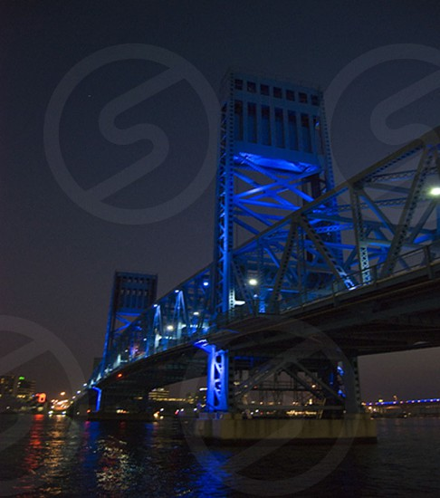 Main Street Bridge Jacksonville Florida photo