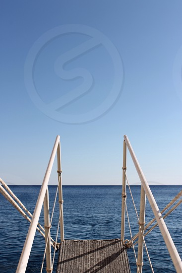 Zakinthos Greek Islands Ionian Sea from my perspective photo