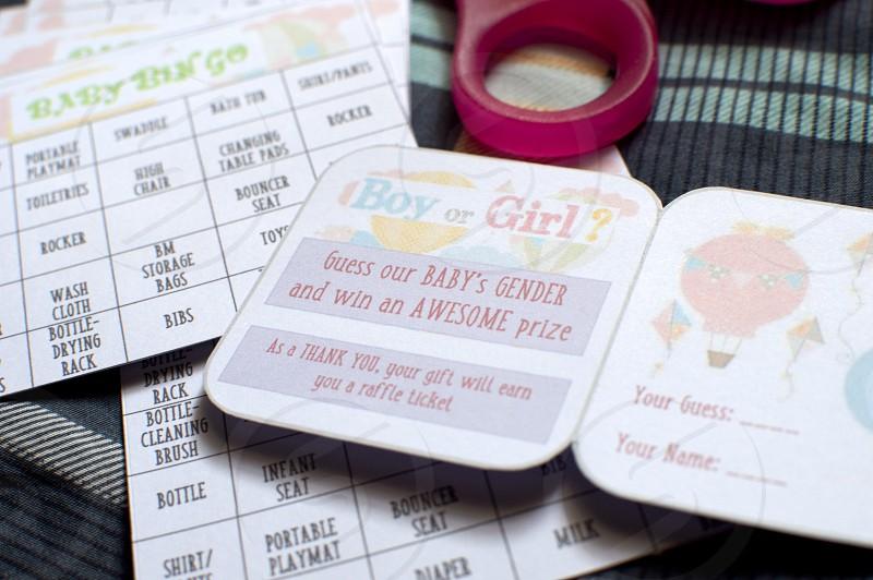 Baby shower invitation ideas photo