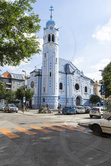 Church of St. Elisabeth - Bratislava photo