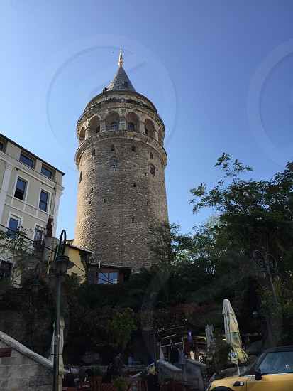 Galata Tower Istanbul Turkey photo