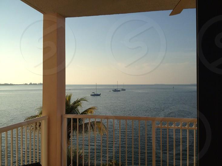 Key West hotel Florida balcony photo