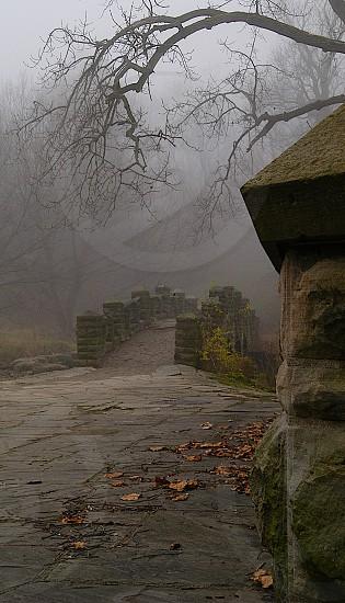 Stone bridge. photo