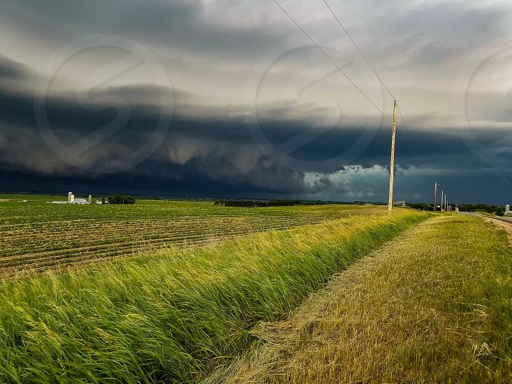 Stormy Evening photo