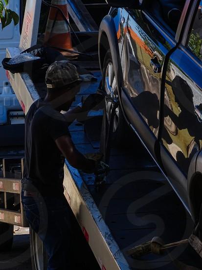 Car in Apucarana PR Brazil photo