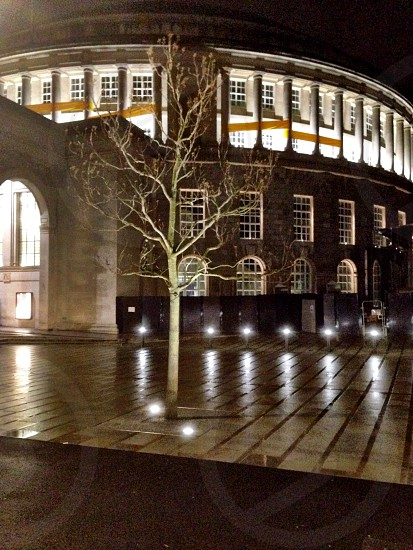 Central Library St Peter's Sq.Manchester. photo