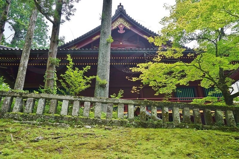Rinnō-ji - Nikko Japan photo