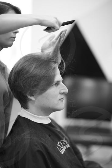 Haircut photo