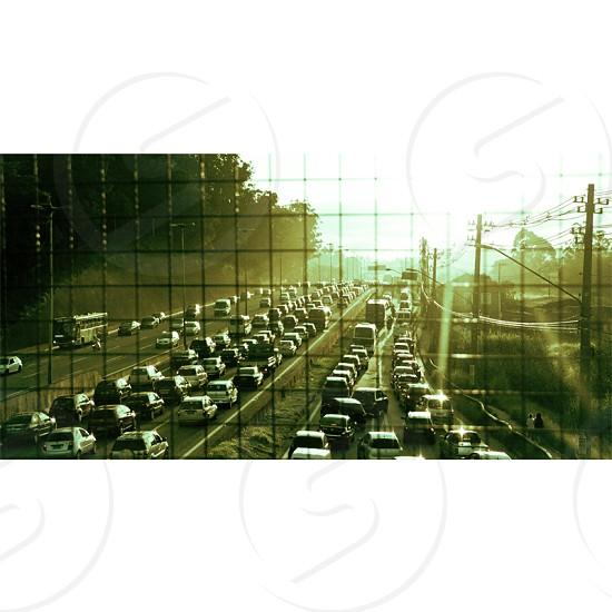 #traffic #cars #sun #sãopaulo photo