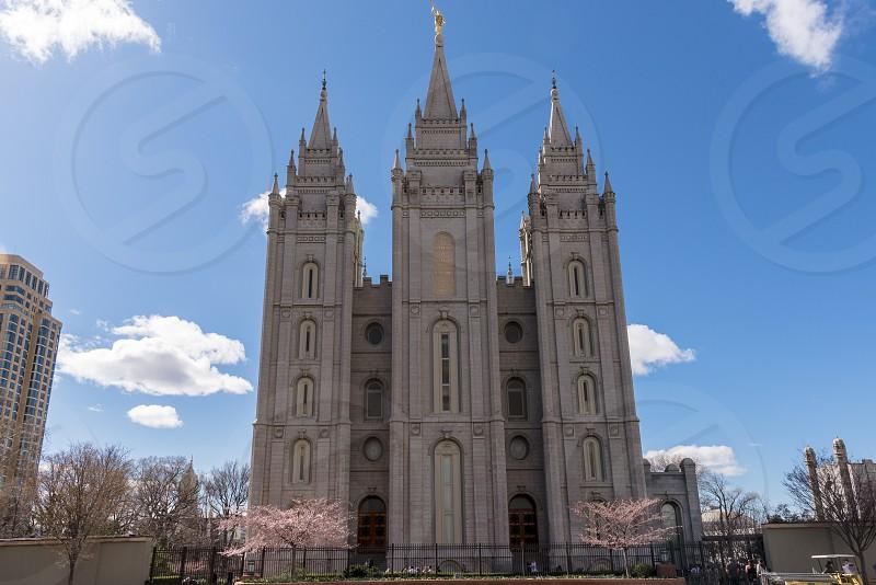 Salt Lake Temple - Salt Lake City - Utah photo
