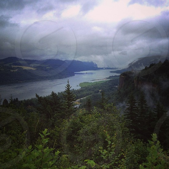 Columbia River Gorge. photo