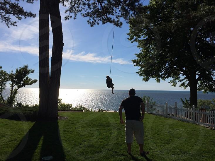 Summertime in Michigan photo