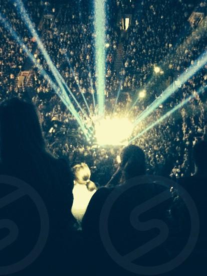 Keith urban concert at Molson Canadian Amphitheater- Toronto ON photo
