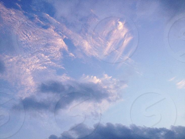 clear sky photo