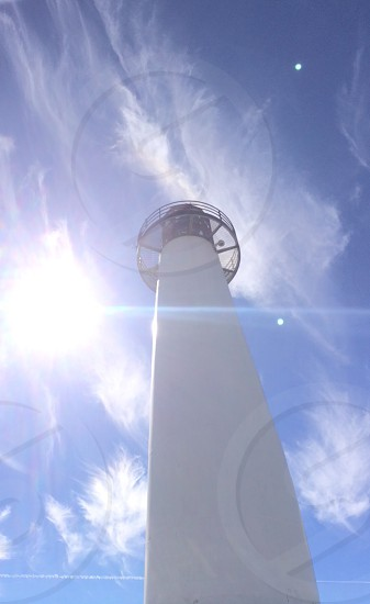 One of my bike rides to the light house in LongBeach  photo