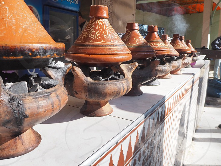 Morocco タジン photo