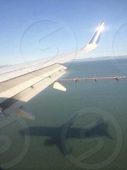 Landing in San Francisco photo