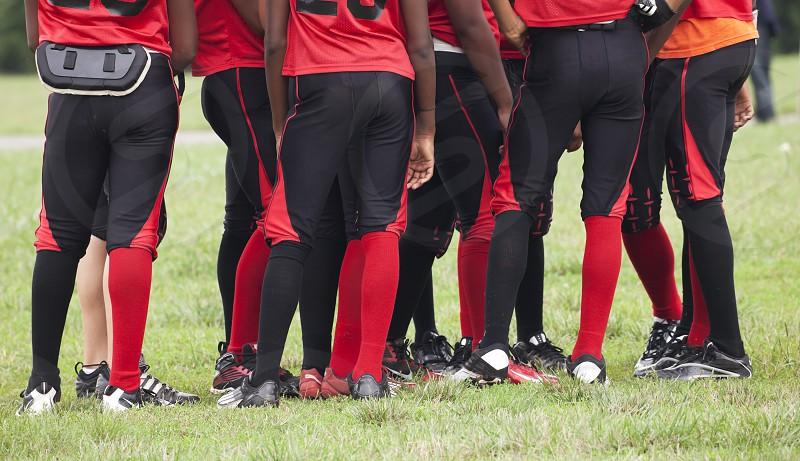 Textile - Football Uniforms photo