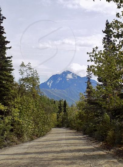 Eklutna Lake Alaska photo