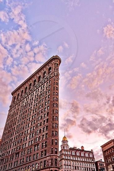 The iconic Flatiron Building #SnapMeetNYC photo