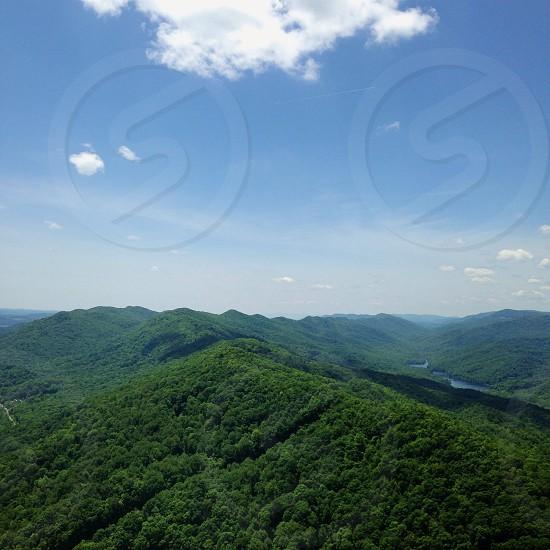 Cumberland Gap featuring the Linen High preset. photo