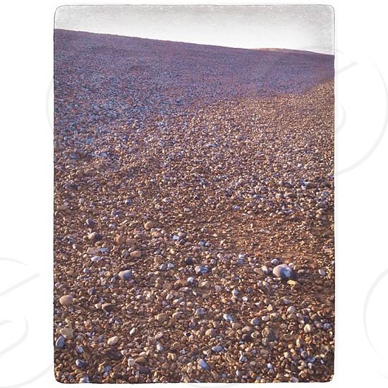 Pebbles Beach Stones photo
