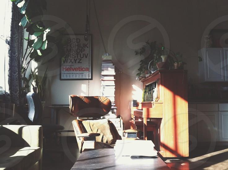 Loft living photo