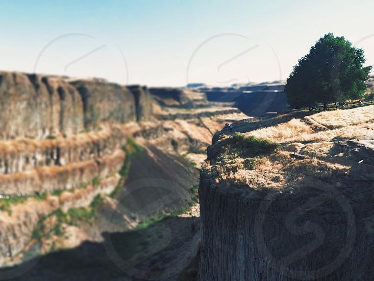 canyon view photo