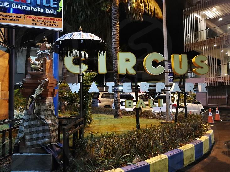 Circus Water Park Bali Malaysia photo