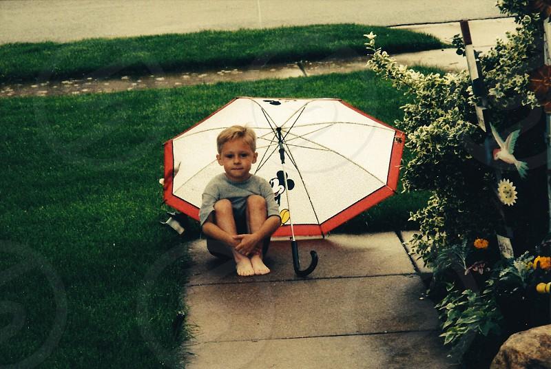 me as a kid photo