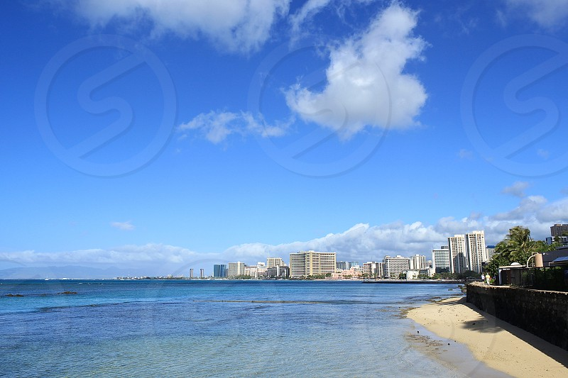 Honolulu Hawaii photo