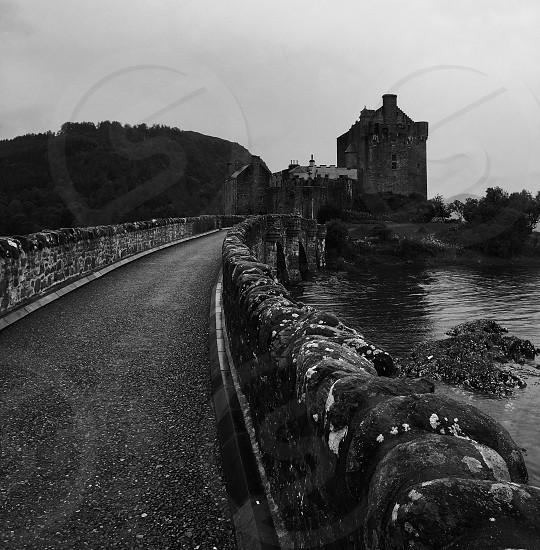 Scotland UK Europe travel castle travel destination photo