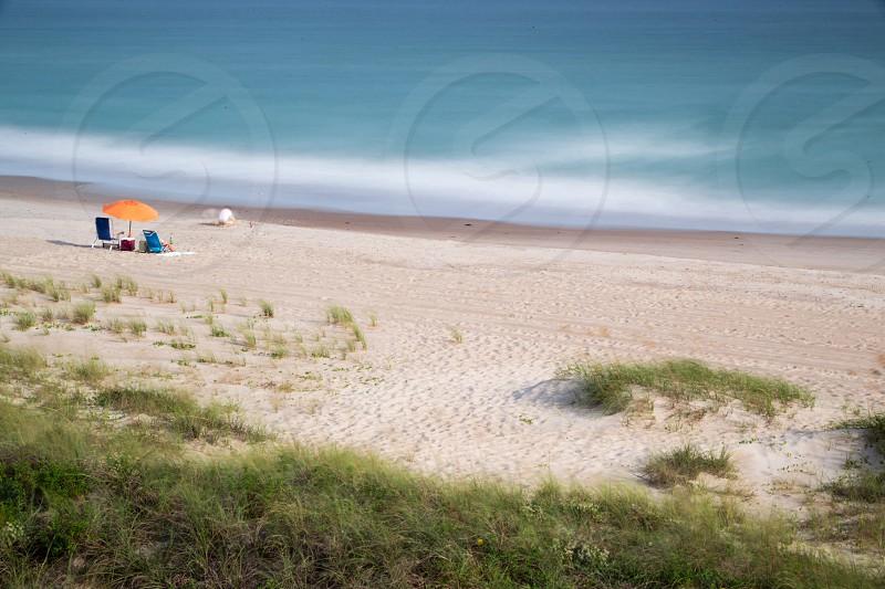 Beach Emerald Isle North Carolina fun in the sun photo