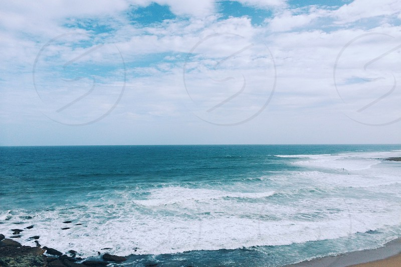 Waves after waves photo
