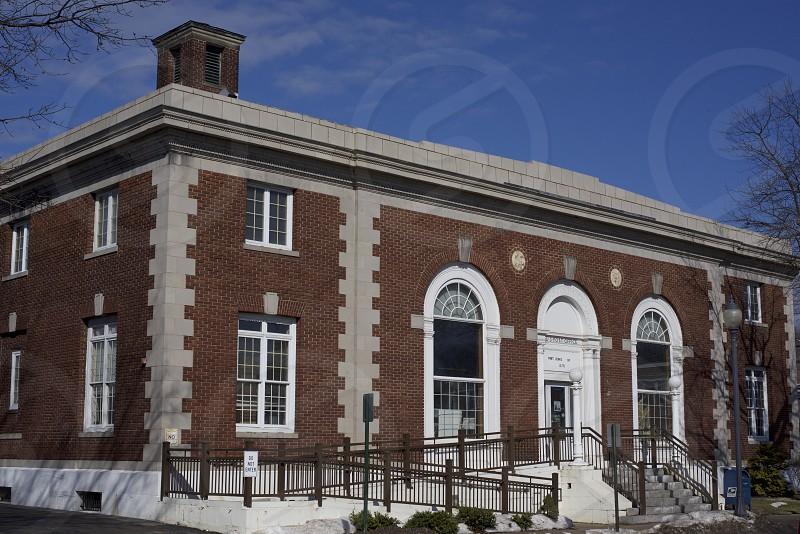 Post Office Port Jervis New York photo
