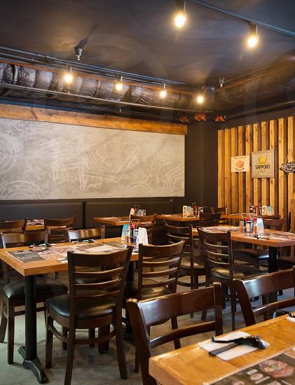 Ramem Yamadaya Interior San Diego CA. photo