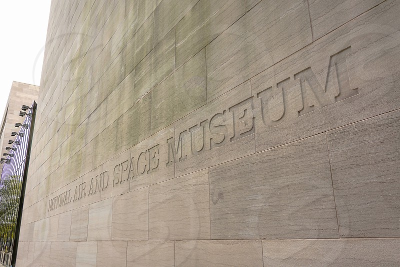 the national air and space museum in Washington DC photo