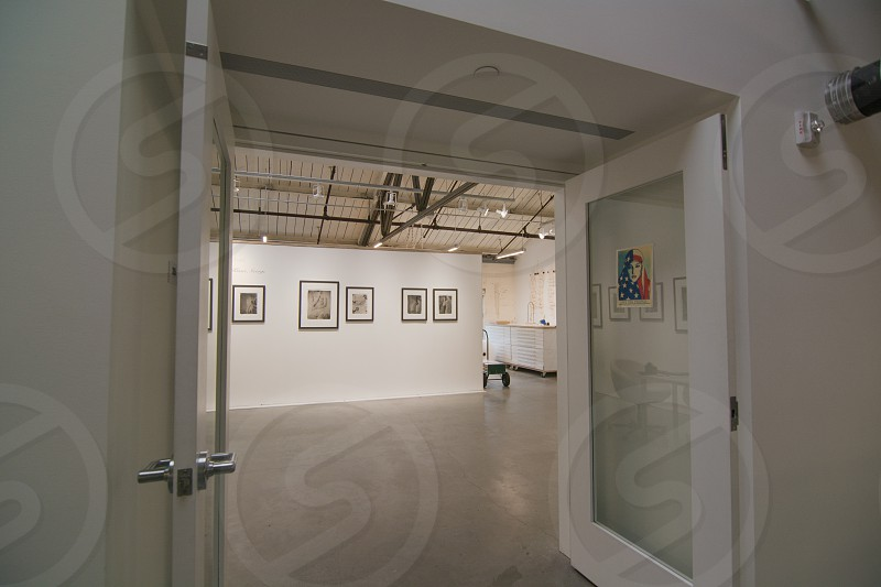 Art galleries inside the Minnesota Street Project photo