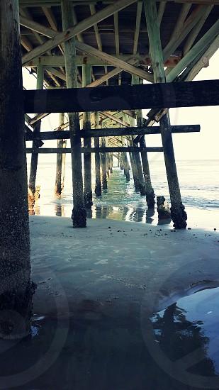 Pier in Daytona photo