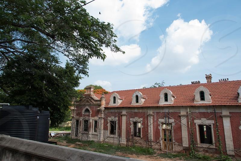 Mysuru Gun House. Currently under renovation.  photo