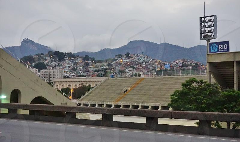 Sambódromo - Rio de Janeiro Brazil photo
