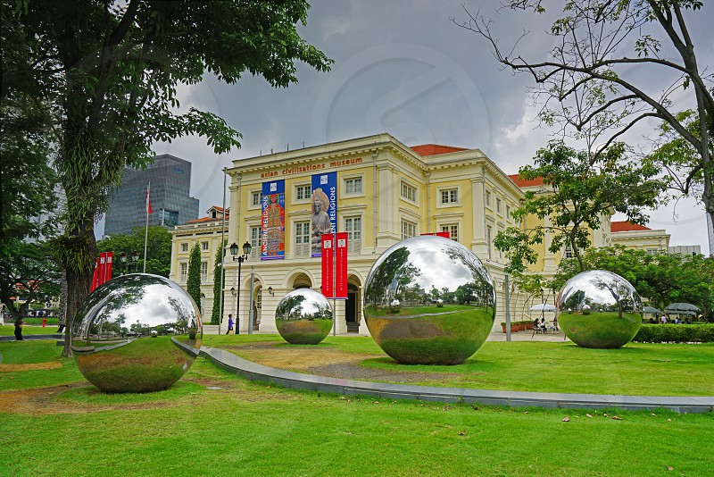 Asian Civilisations Museum in Singapore photo