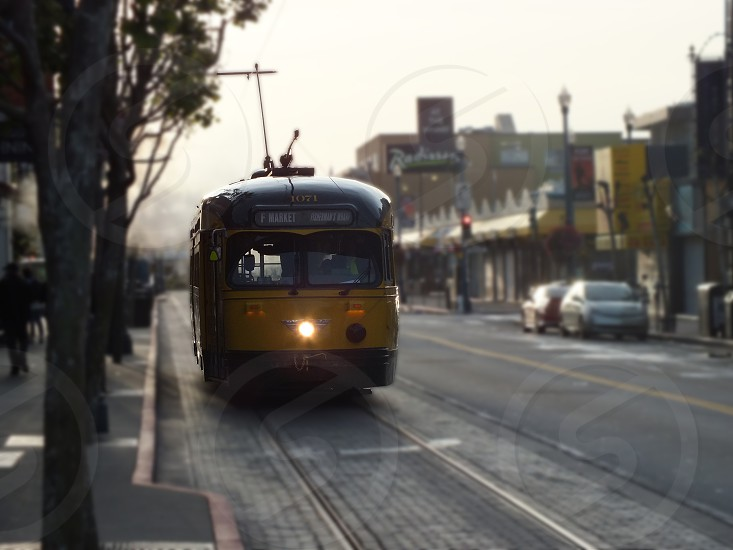 San Francisco Trolly photo